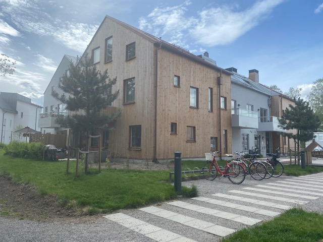 Lovisas Hus, Älta-Nacka, Sweden – Residential building construction